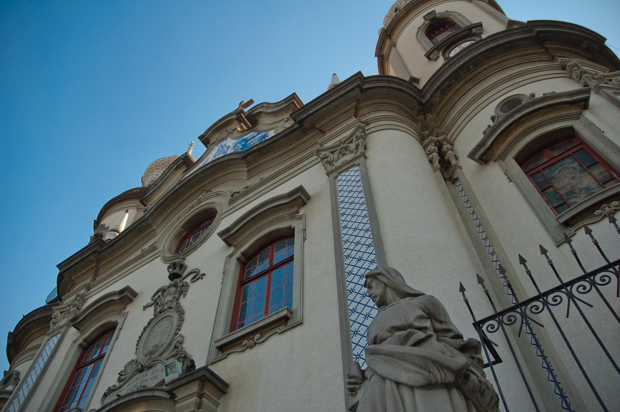 サンパウロ 教会