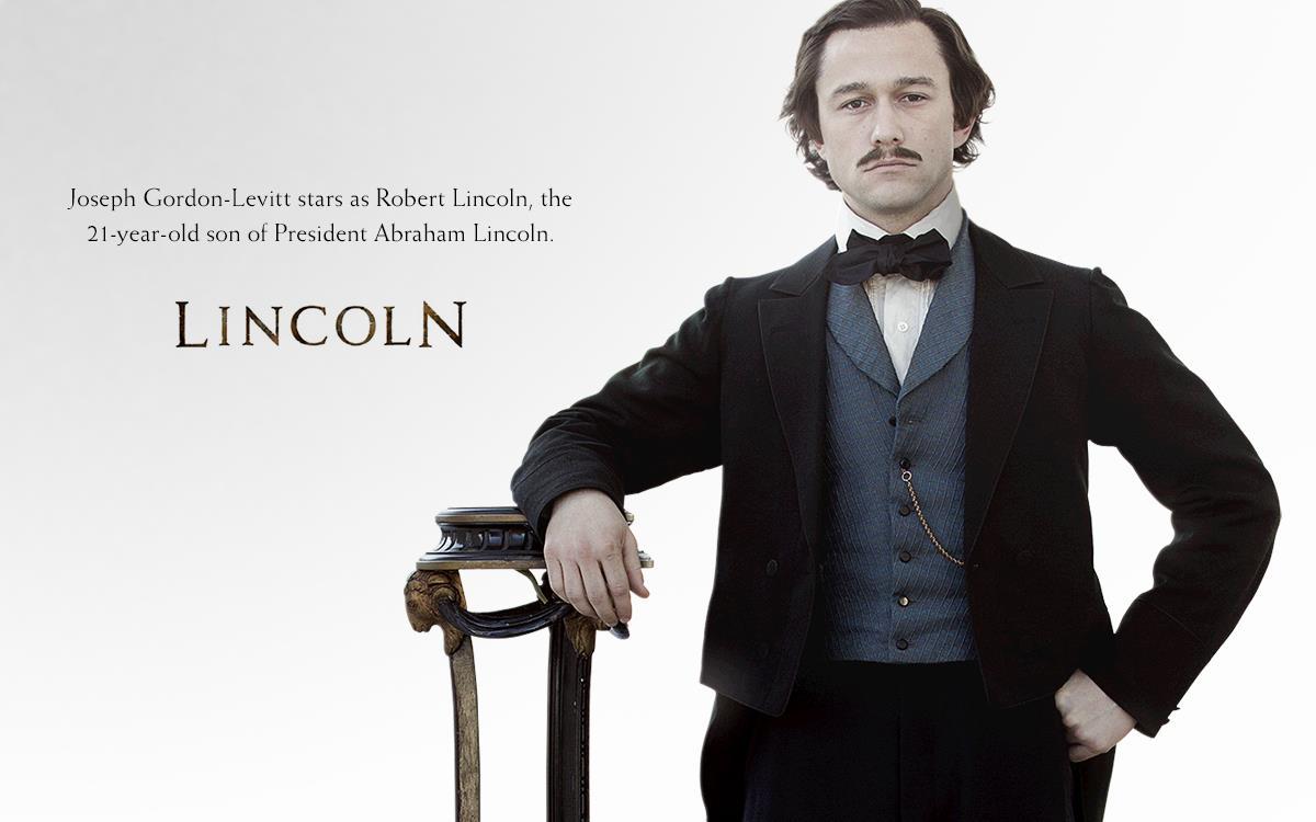 ジョゼフ・ゴードン=レヴィット 映画 リンカーン