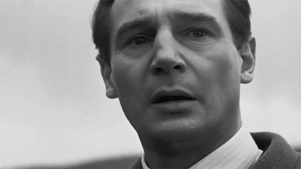 シンドラーのリスト 映画  リーアム・ニーソン