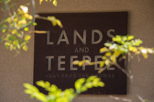 鎌倉 LANDS AND TEEPEE