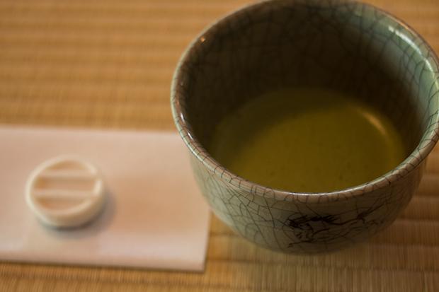 浄妙寺 抹茶