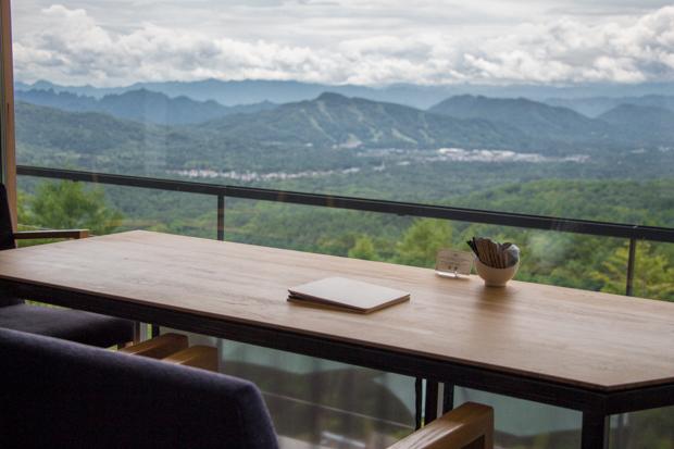 軽井沢 天空カフェ
