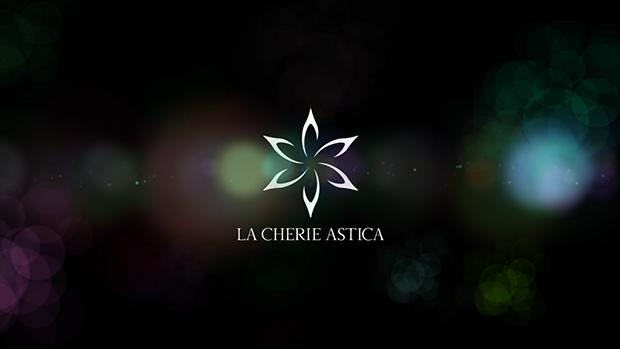 Lacherie Astica ムービーロゴ