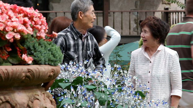 箱根 誕生祝い旅行